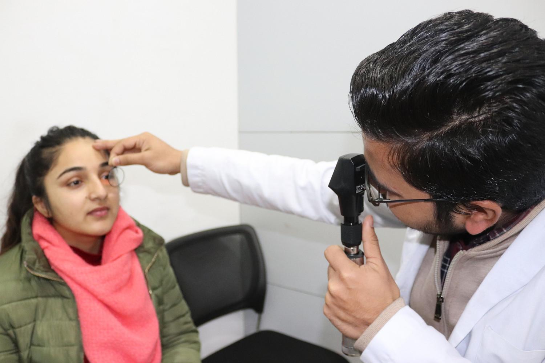 controllo optometrico