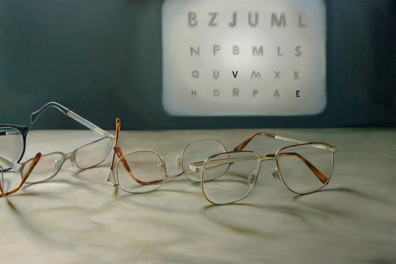 per fortuna esistono gli occhiali